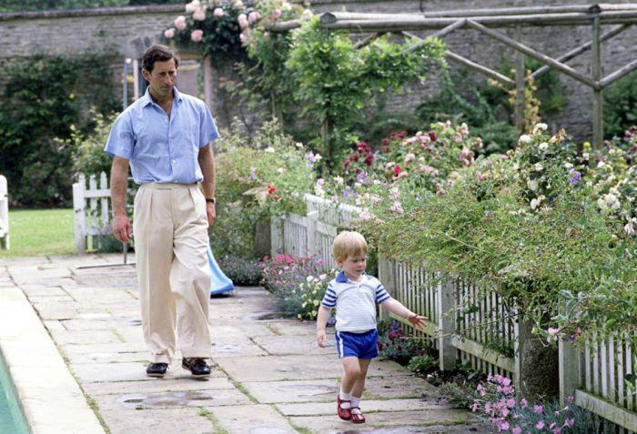 Photo of Еще раз о настоящем отце принца Гарри