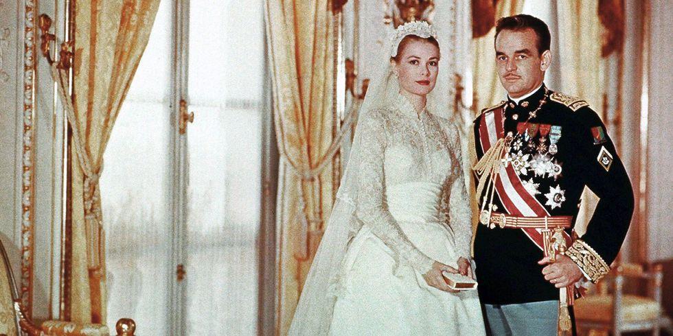 Photo of Сказочная свадьба Грейс Келли