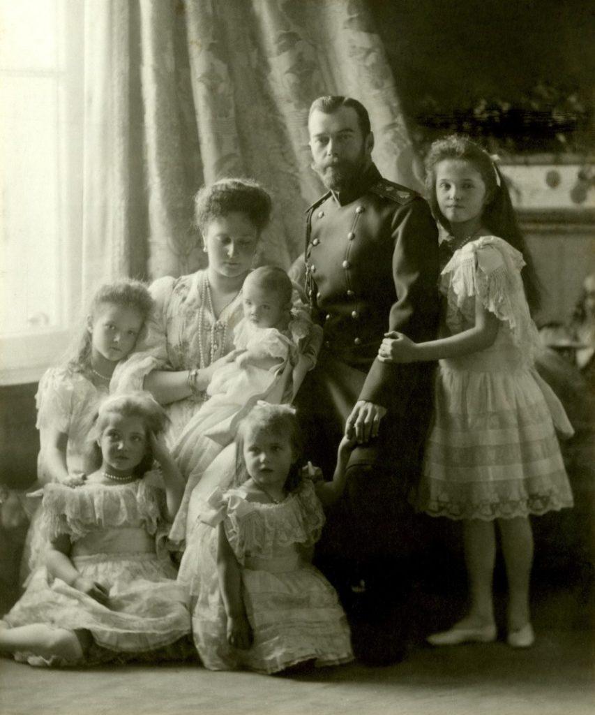 Императрица жена николая 2
