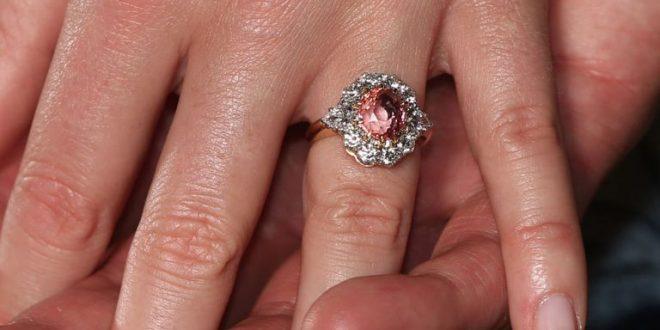 обручальное кольцо принцессы евгении