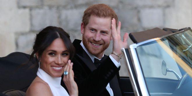 Что подарил принц Гарри своей жене на свадьбу
