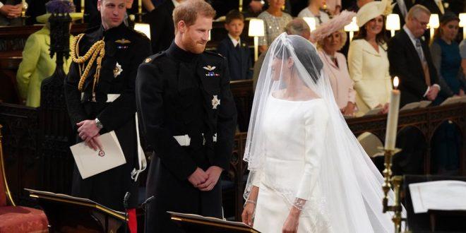 Что сказал принц Гарри Меган Маркл прямо перед их свадьбой