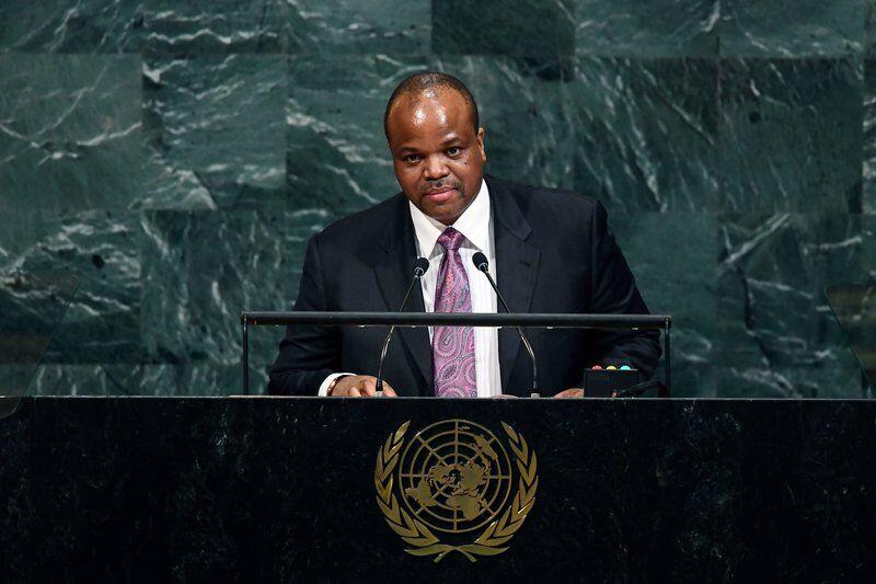 Photo of Король Свазиленда переименовал свою страну
