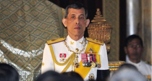 Маха Ваджиралонгкорн