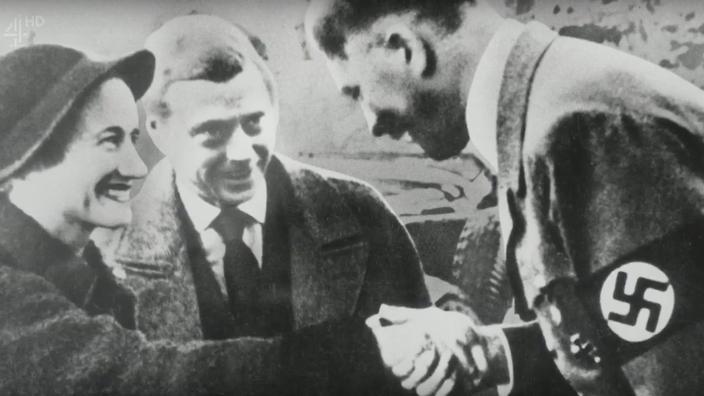 нацистские связи британских королевских особ