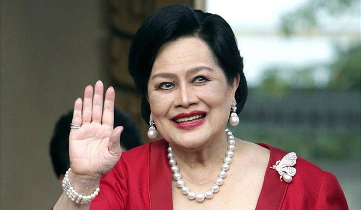 Королева Таиланда Сирикит Китиякара