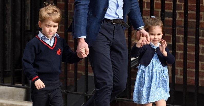 Повседневная жизнь королевских детей