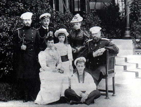 Семья Александра III