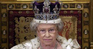 Регалии королевы