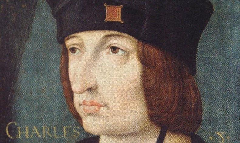 Photo of 27-летнего короля Франции погубила низкая дверь