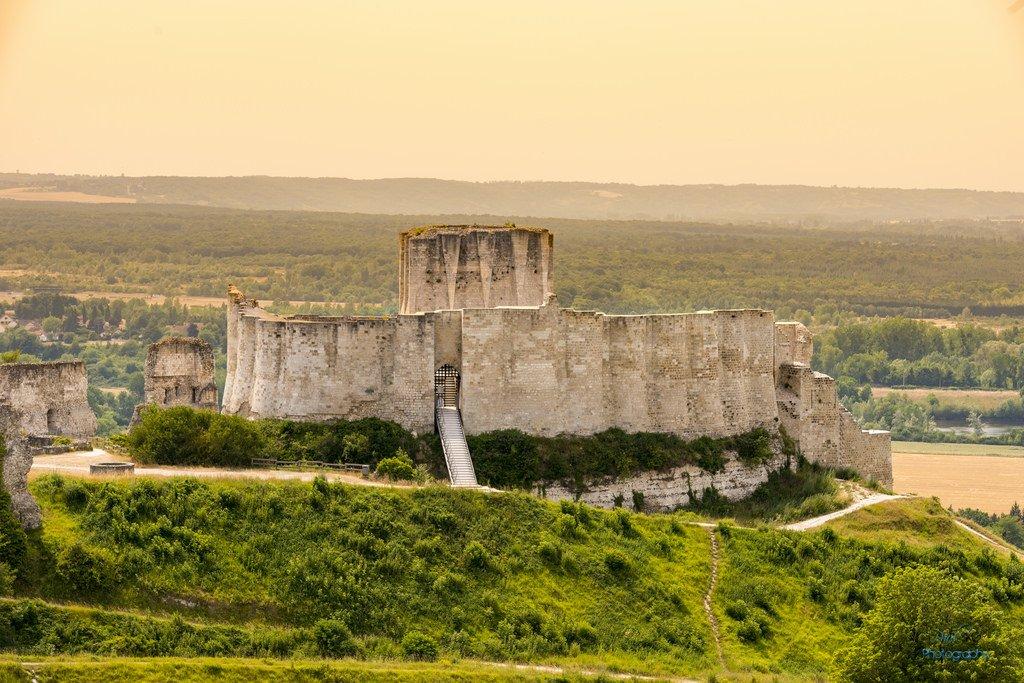 замок Шато-Гайар