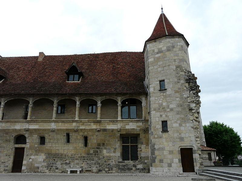 Замок Нерак