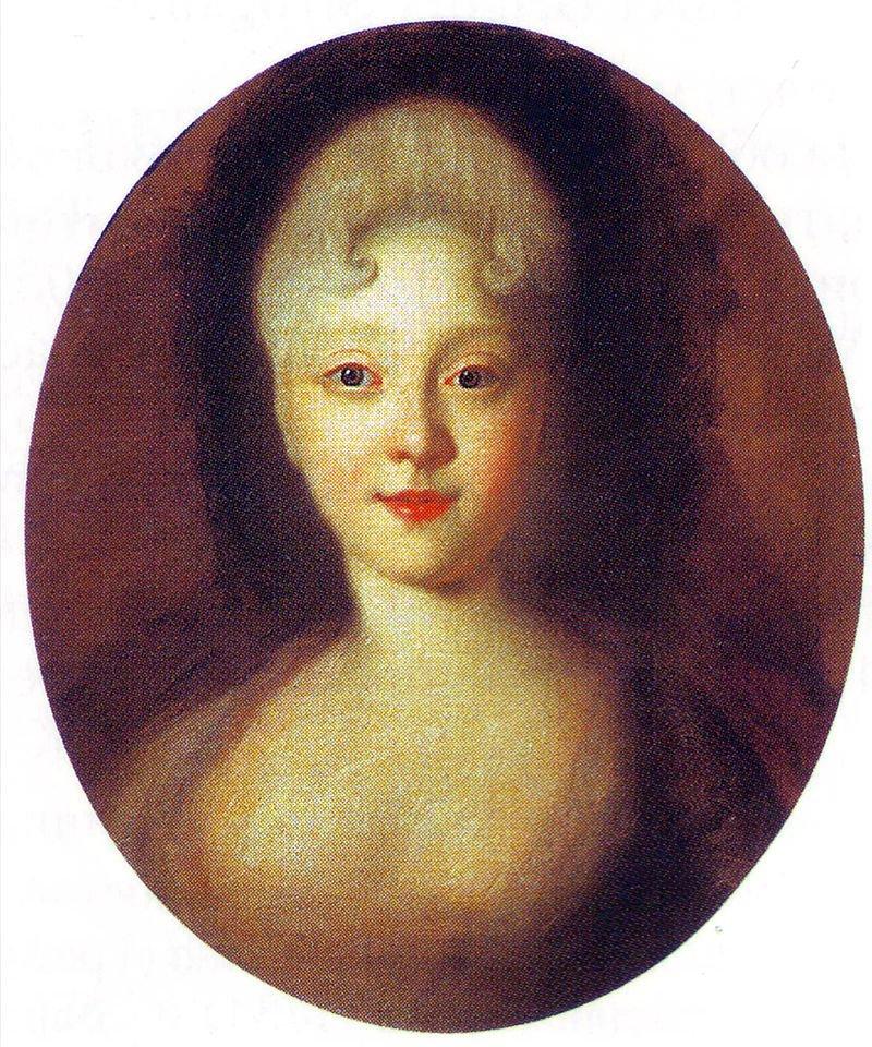 Цесаревна Елизавета Петровна