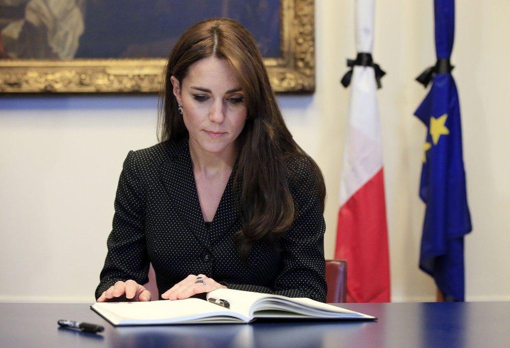 королевские обязанности Кейт Миддлтон