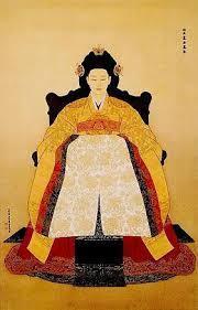 Королева Мин