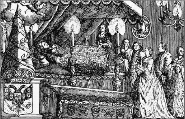 Смерть Екатерины Великой
