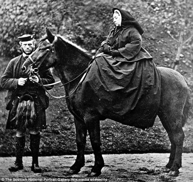 Джон Браун и королева Виктория