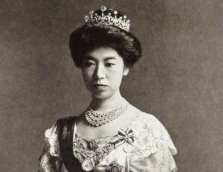 Photo of Японская императрица Садако