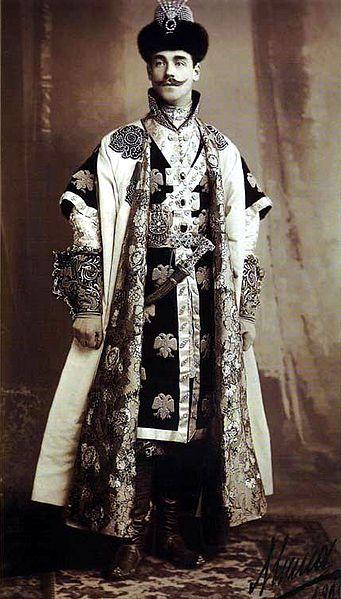 Великий князь Михаил Александрович, брат императора Николая II