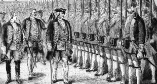 "Потсдамские гиганты: как король Пруссии ""вырастил"" армию суперсолдат"