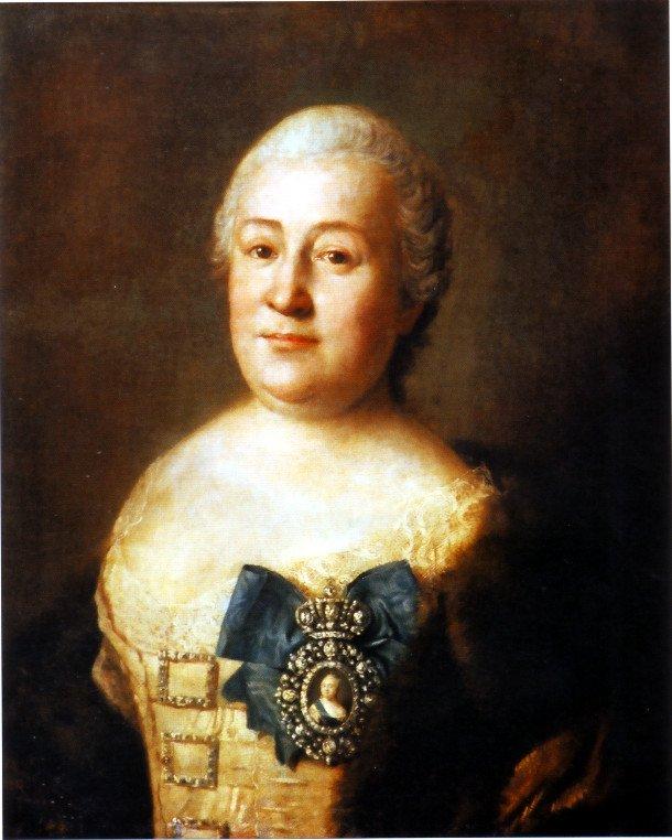 Мавра Шувалова