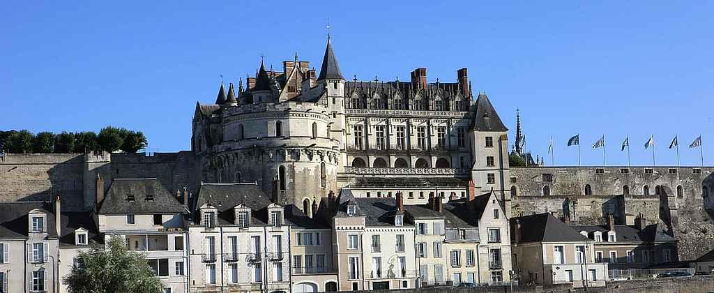 замок Амбуаз
