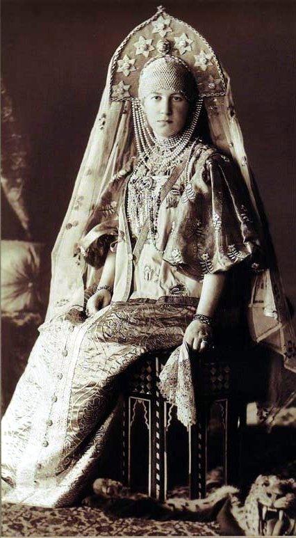 Великая княгиня Мария Георгиевна, супруга Георгия Михайловича – внука Николая II