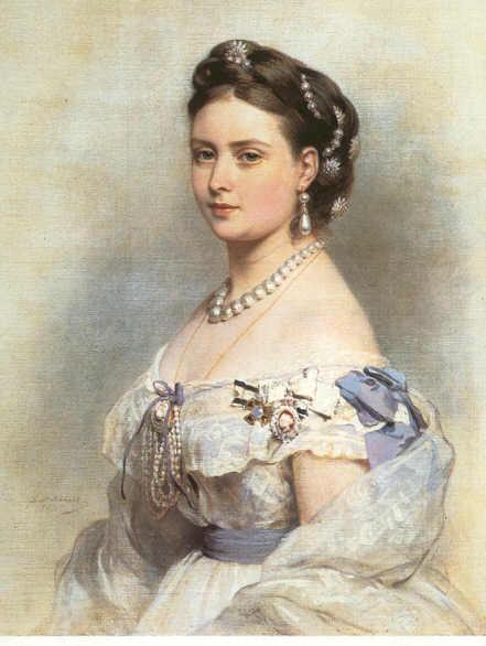 Виктория Саксен-Кобург-Готская