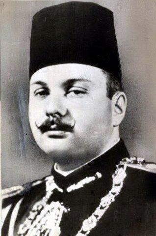 Фарук I в 1948 году