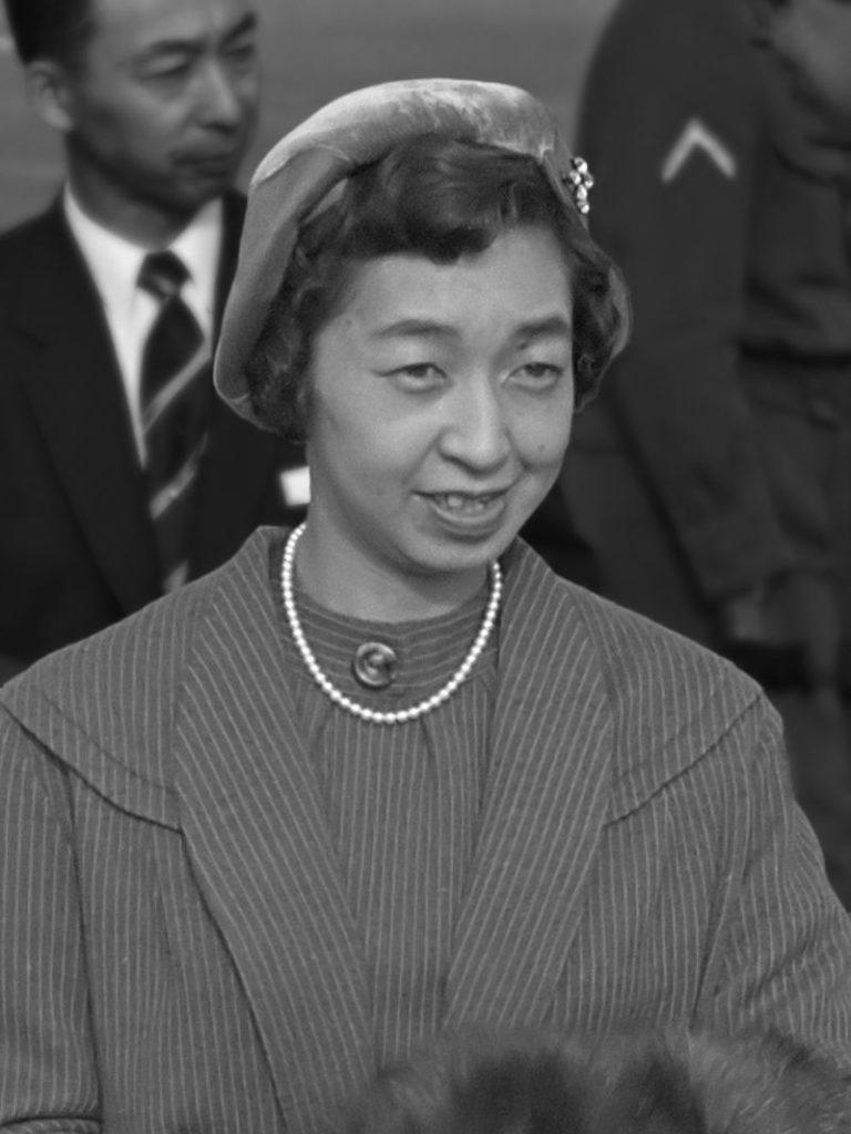 Принцесса Тэру Хигасикуни Сигэко