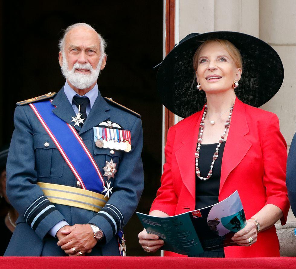 Принц и принцесса Майкл Кентские