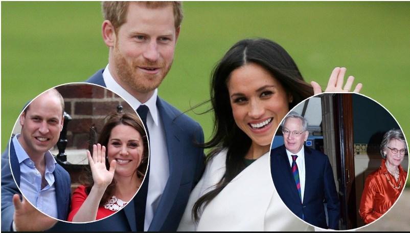 Соседи Гарри и Меган. Кто еще живет в Кенсингтонском дворце