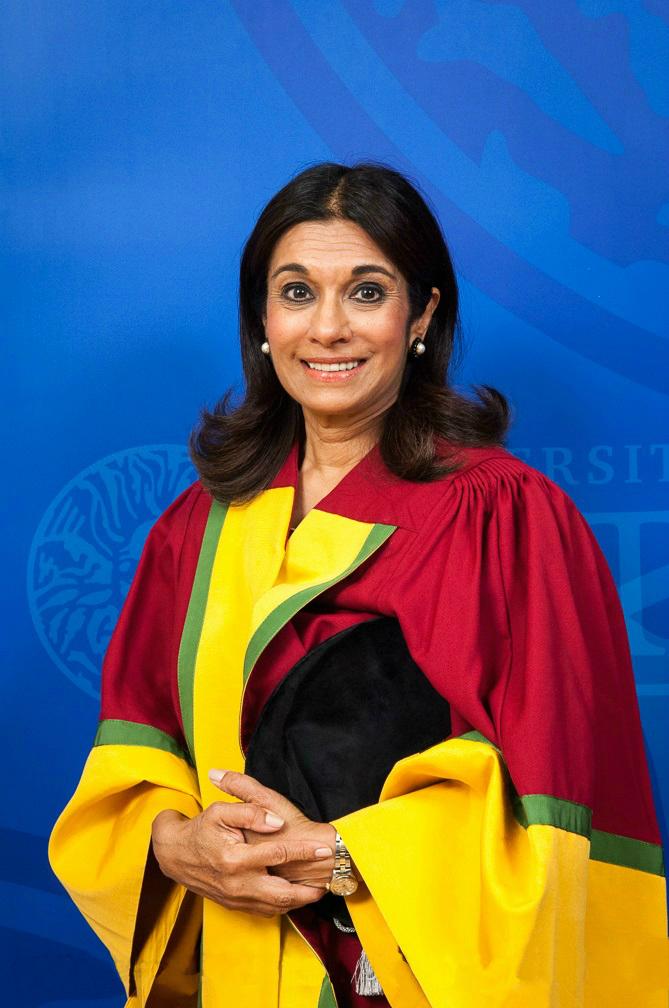 Принцесса Сарват в 2015 году