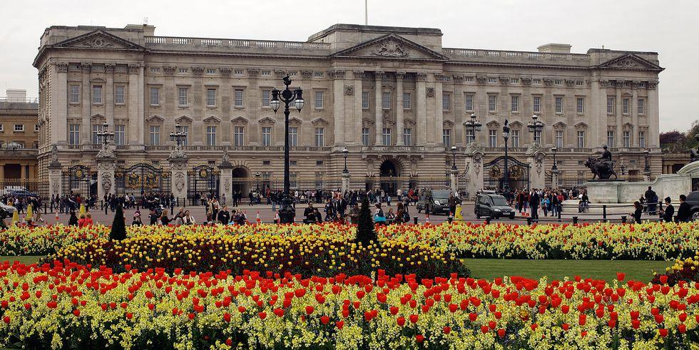 секреты Букингемского дворца