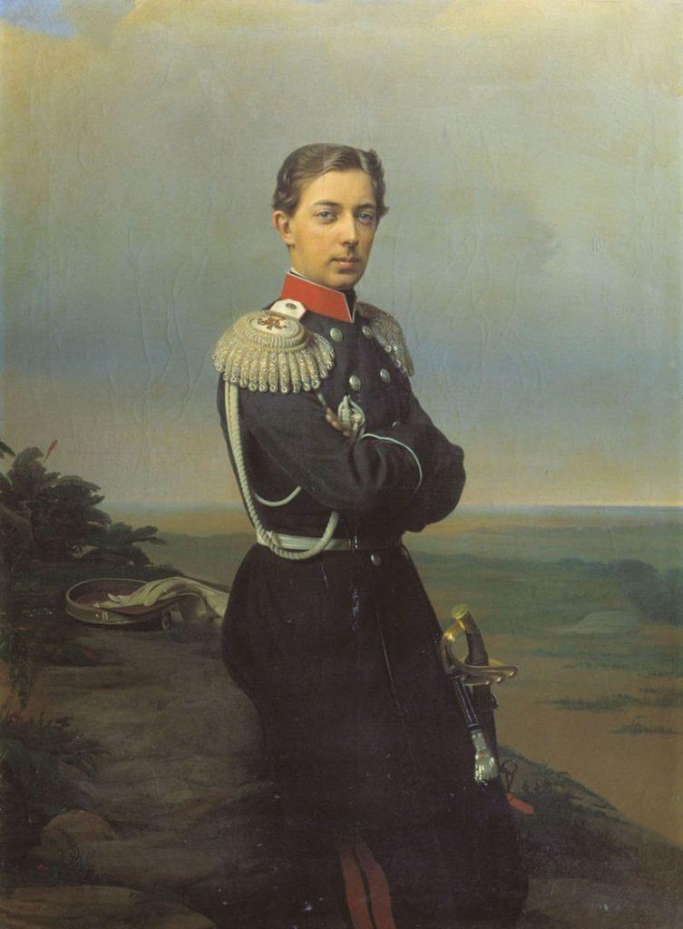 Великий князь Николай Александрович (1843-1865)