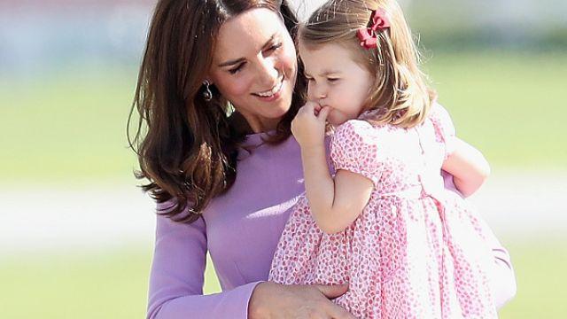 традиционные платья принцессы Шарлотты