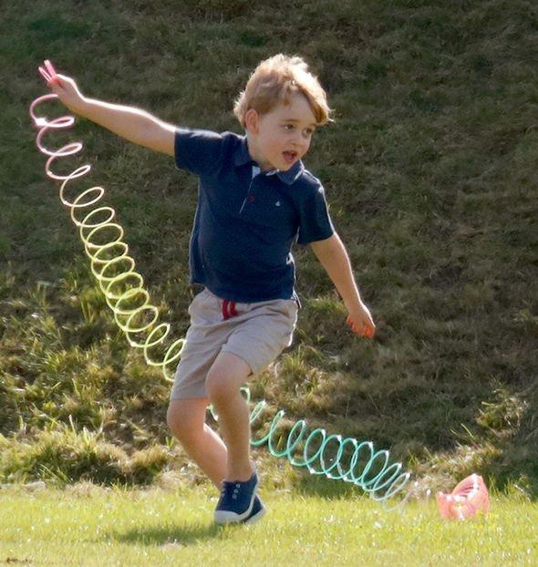Принц Джордж пока не знает, что он станет королем Великобритании, когда вырастет (Image GETTY)