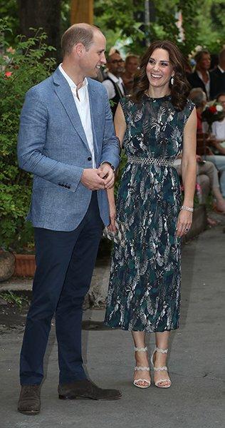 Ожидается, что Уильям и Кейт посетят свадьбу своего друга в эту субботу