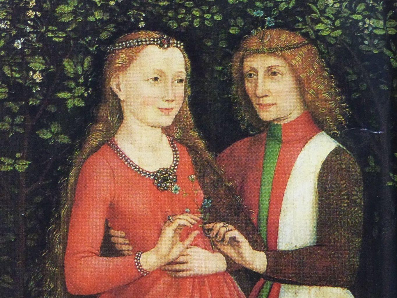 Свадьба Марии и Максимилиана