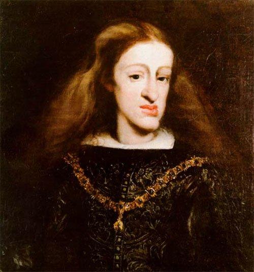 Карл II. Неизвестный художник