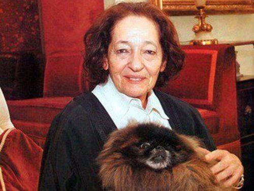 Лалла Абла бинт Тахар в 1991г