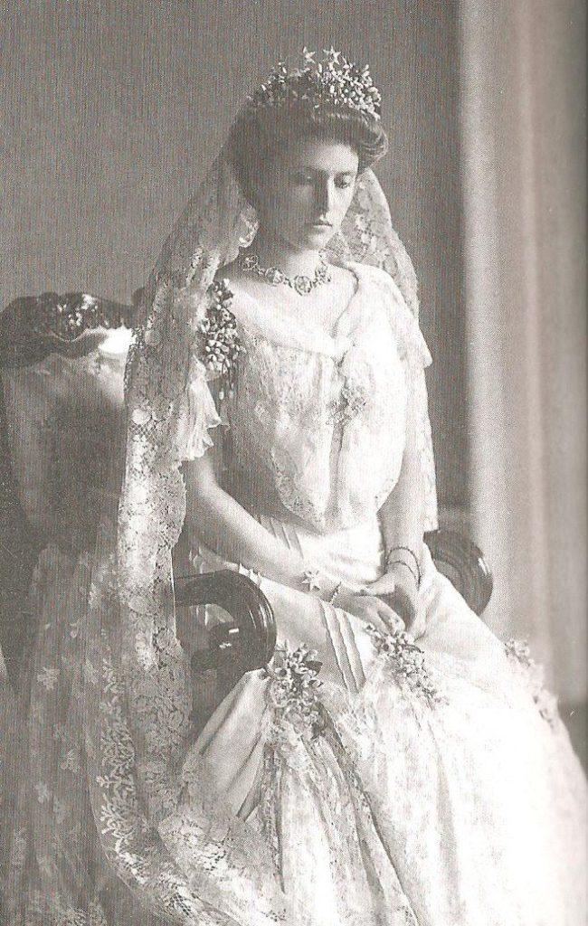 Свадьба Алисы Баттенберг