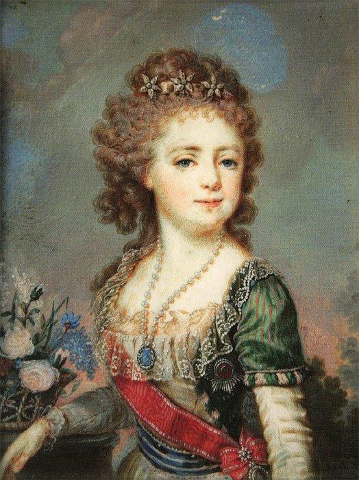 Екатерина II (1729-1796), Штеттин - Санкт-Петербург