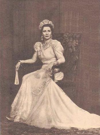 Королева Назли