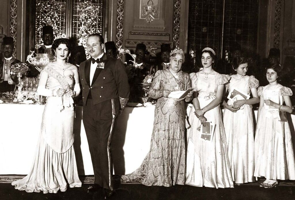 Photo of Королевы и принцессы Египта