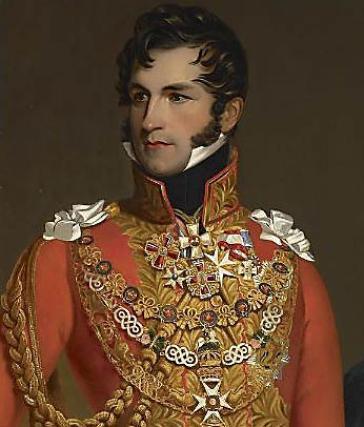 Леопольд I, Король бельгийцев; Википедия