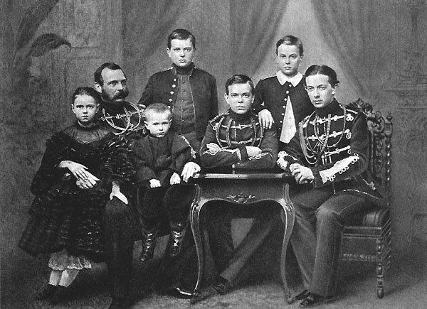 Дети Александра II