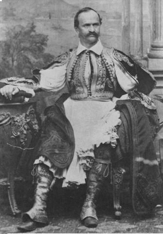 Король Отто, 1867. Фото: Википедия
