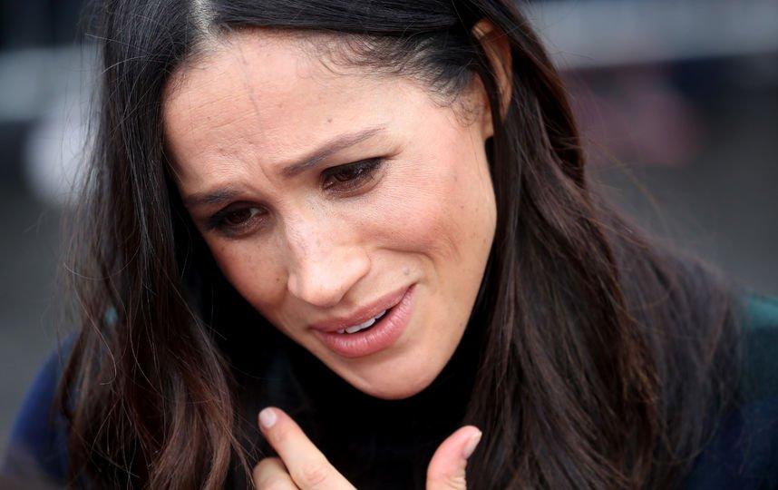 Она была в слезах: Меган Маркл не подходит для королевской жизни