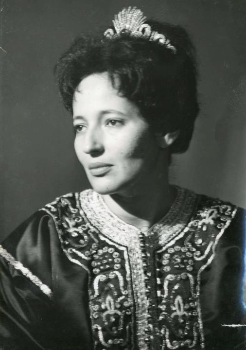 Принцесса Лалла Айша